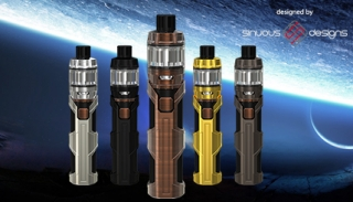 Wismec SINUOUS SW grip Easy Kit 3000mAh