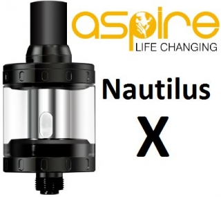 ASPIRE NAUTILUS X CLEAROMIZER 2ML